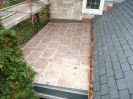 Copper Flat Seam Roof
